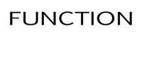 Function Design Furniture